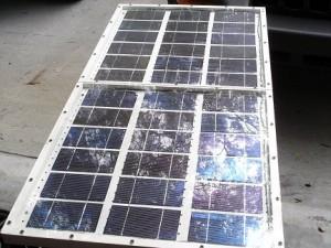 Солнечная батарея Майкла Дэвиса