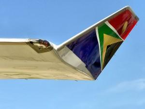 Законцовка крыла самолета Boeing 747-400